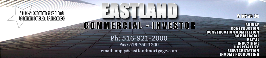 Eastland Commercial Loans